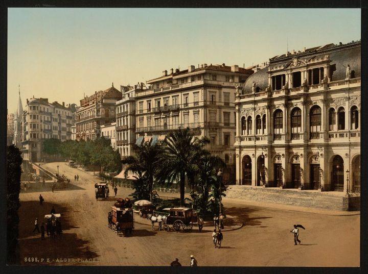 place de la République Alger