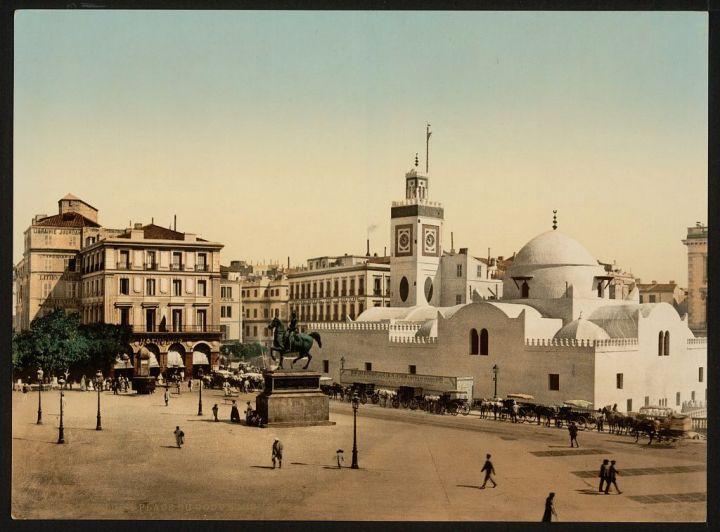 place du gouvernement Alger