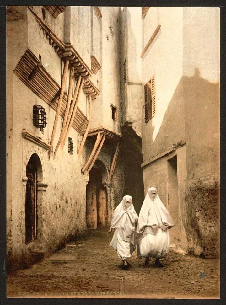rue de la mer rouge Alger