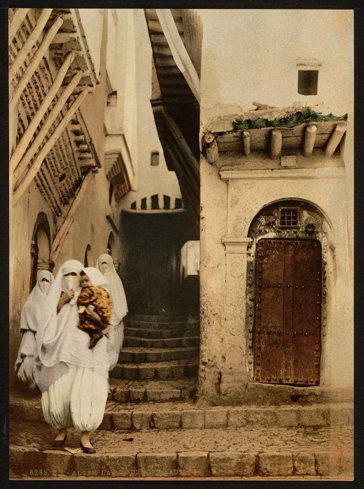 rue des chameaux Alger